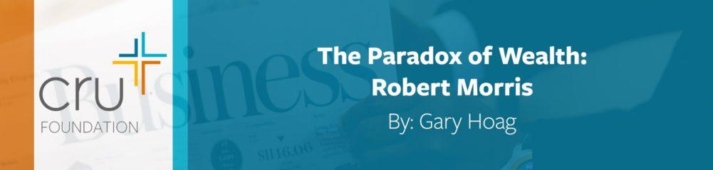 paradox of wealth
