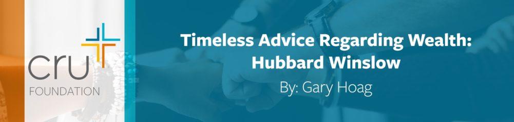 timeless advise
