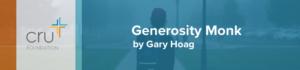 Generosity monk banner